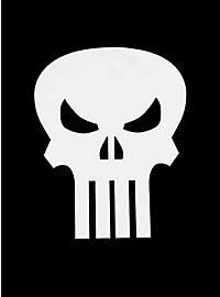 The Punisher Girlie Shirt schwarz