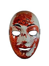 The Purge Bloody God Maske