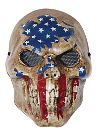 The Purge Flaggen Maske