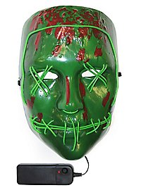 The Purge Statue of Liberty Illuminated Mask