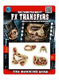 The Running Dead 3D FX Transfers