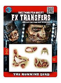 The Running Dead 3D FX Transfers