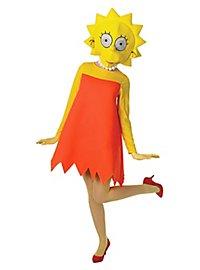 The Simpsons Lisa Simpson Costume