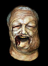 The Walking Dead Brunnen Zombie Maske aus Latex