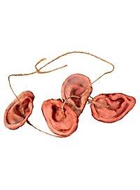The Walking Dead ear chain
