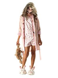 The Walking Dead Little Zombie Girl Kids Costume