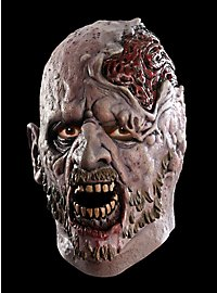 The Walking Dead Rotting Zombie Latex Full Mask