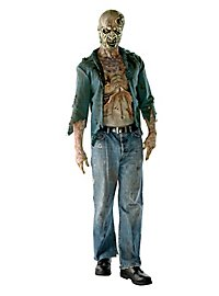The Walking Dead Verfaulter Zombie Kostüm