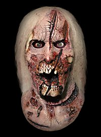 The Walking Dead Wald Zombie Maske aus Latex