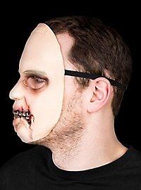 The Walking Dead Zombie Mädchen Maske aus Latex