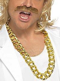Thick Macker gold chain
