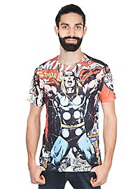 Thor T-Shirt Comic Allover