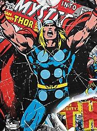 Thor T-Shirt Comic Allover