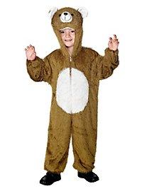 Tierkostüm Bär Kinderkostüm
