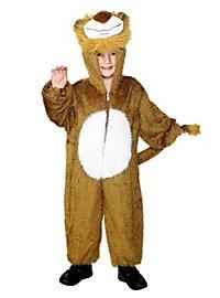 Tierkostüm Löwe Kinderkostüm