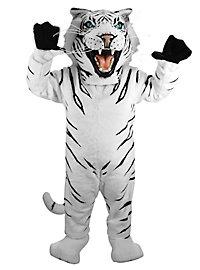 Tigre blanc Mascotte