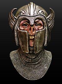 Todesritter Maske aus Latex