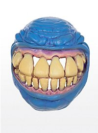 Toothy Grin Latex Half Mask