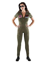 Top Gun Catsuit Kostüm