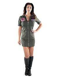 Top Gun Kleid Kostüm