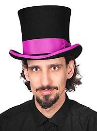 Top Hat black-purple