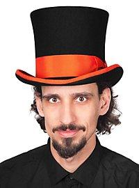 Top Hat black-red