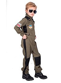 Top Pilot Kinderkostüm