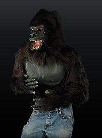 Torse de gorille