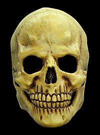 Totenkopf Maske des Grauens aus Latex