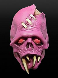 Toxic Toons Fang Maske aus Latex