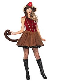 Toy monkey costume for women