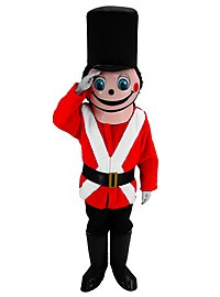 Toy Soldier Mascot