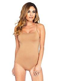 Träger-Bodysuit nude