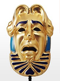Tragische Maske Commedia dell´arte Stabmaske