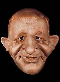 Trainer Maske aus Schaumlatex