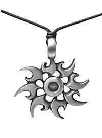 Tribal Flower Necklace