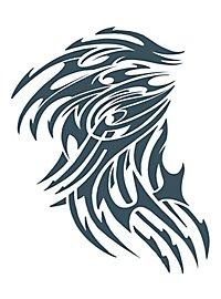Tribal Klebe-Tattoo XL