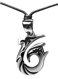 Tribal Spiral Necklace