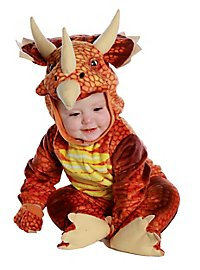 Triceratops Baby Costume