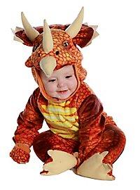 Triceratops Babykostüm