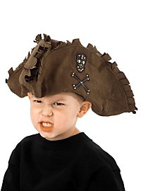 Tricorne de pirate pour enfant