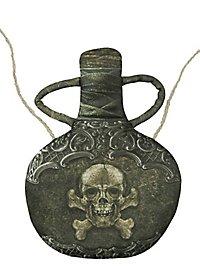 Trinkflasche Pirat Tasche