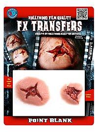Trou dans le crâne 3D FX Transfers