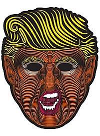 Trump Leuchtmaske