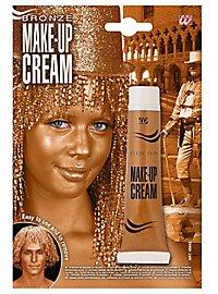 Tube de maquillage bronze