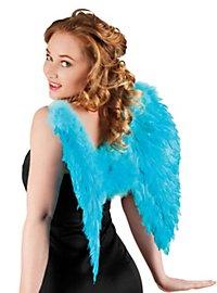 Türkisfarbene Flügel