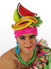 Turban corbeille de fruits