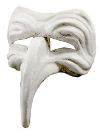 Turchetto bianco - Venezianische Maske