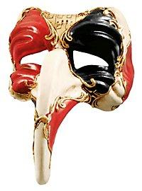 Turchetto colore - Venezianische Maske