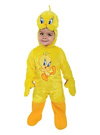 Tweety Baby Costume